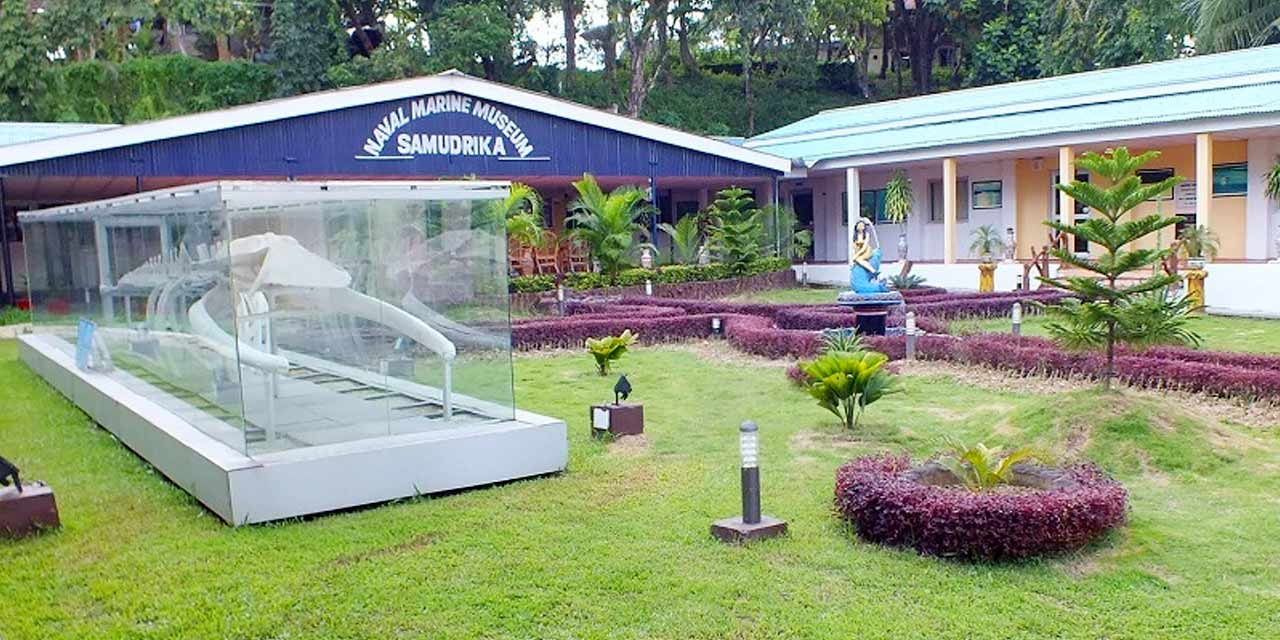 Samudrika Naval Marine Museum Andaman (Entry Fee, Timings, History, Built by, Images & Location) - Andaman Tourism 2021